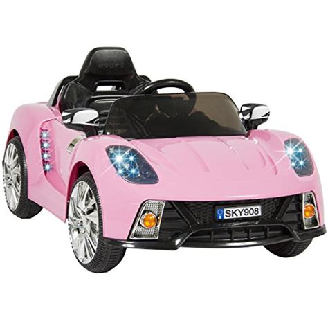 pink kid car 14 cute electric pink cars for girls for ride