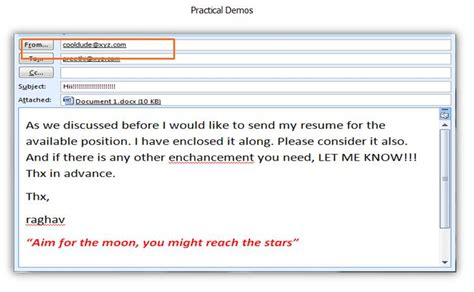 Sle Email For Sending Resume To Hr How To Write Email To Hr For Sending Resume Sle 17 Images How To Send Email Via Yahoo With