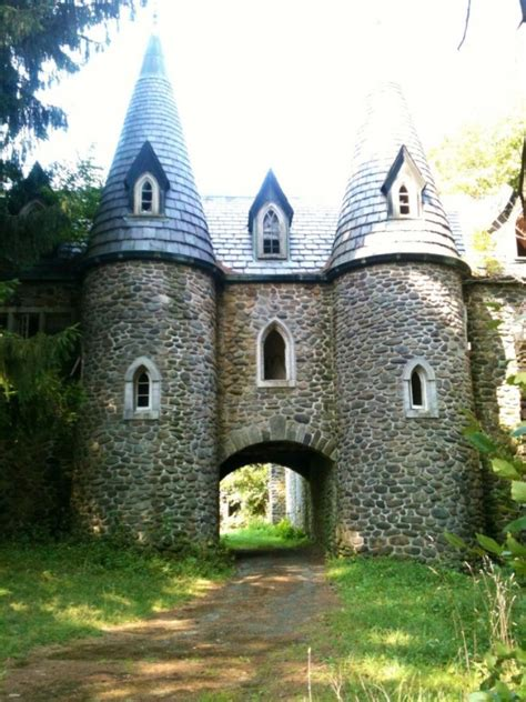 A Place Upstate Ny Castles Near Syracuse New York Castle In Upstate New York Tags Abandoned Castle Upstate