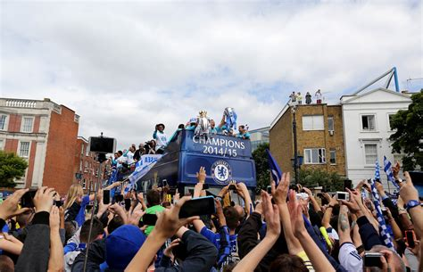 chelsea parade john terry photos photos chelsea fc premier league