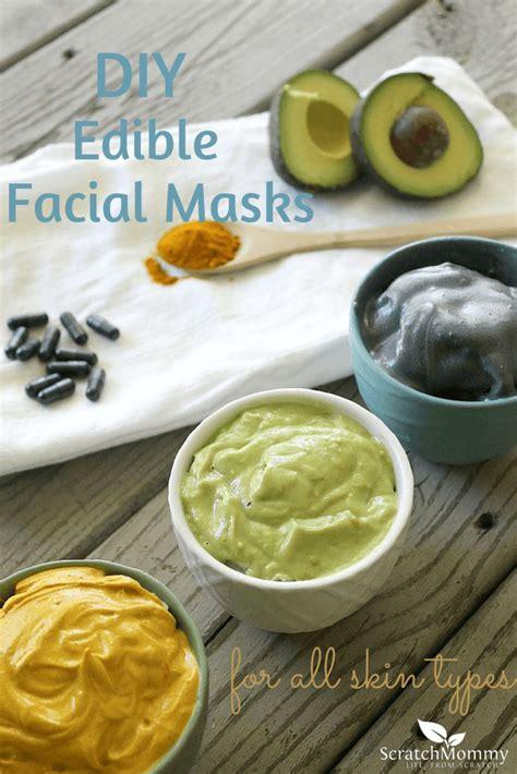 diy mask recipes diy edible mask recipes for all skin types