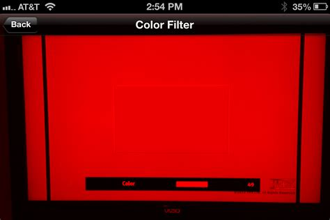 test pattern dvd hands on calibrate your tv to perfection with a clever
