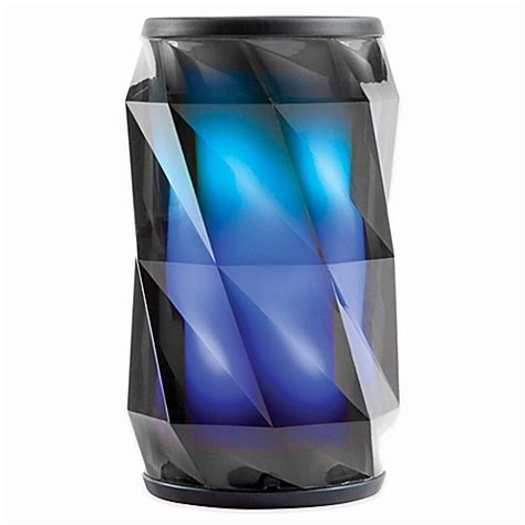 bed bath and beyond speakers ihome 174 wireless bluetooth 174 color changing speaker bed bath beyond