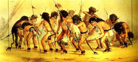 los rituales de nacho los sietes danzarines