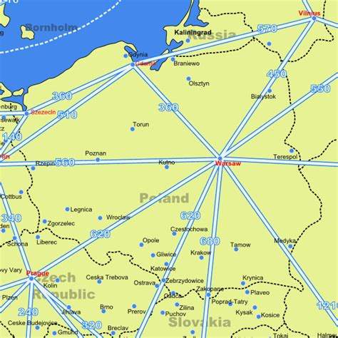 map of us with driving distances between cities poland driving distance road map distances in poland