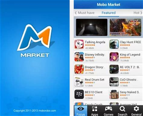 market apk home apps