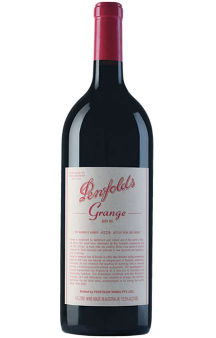 Penfolds The Grange by The Penfolds Collection Grange More Penfolds