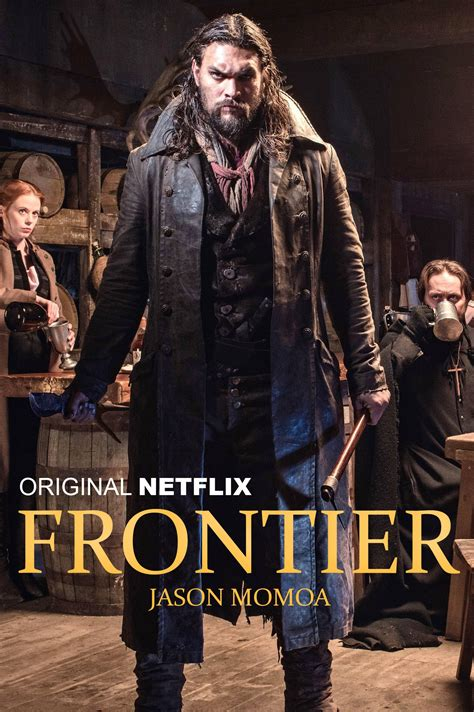 tv series frontier tv series 2016 posters the database