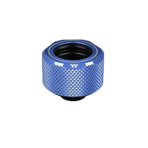 Cpu Cooler Thermaltake Pacific G1 4 Y Adapter Cl W054 Cu00bl A thermaltake pacific c pro g1 4 petg 16mm od compression blue tt store
