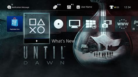 ps4 halloween themes until dawn celebrates halloween with pumpkin hunt and free