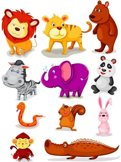 Banner Safari Hewan animals vector graphics my free photoshop world