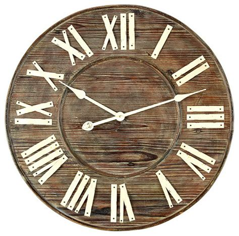 traditional wall clock distressed european wall clock traditional clocks by