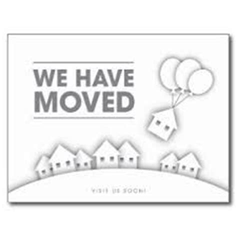 we moved cards template moving card change of address and cards on
