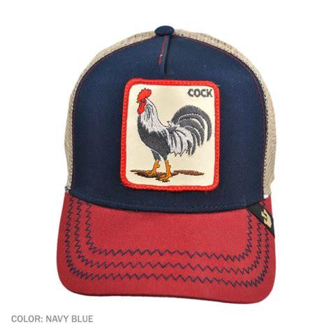 goorin bros usa mesh trucker snapback baseball cap