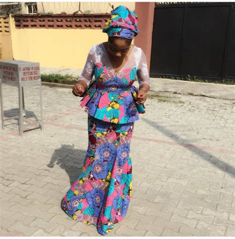 styles 4 asoebi blouse 2018 ankara skirt and blouse styles for african women