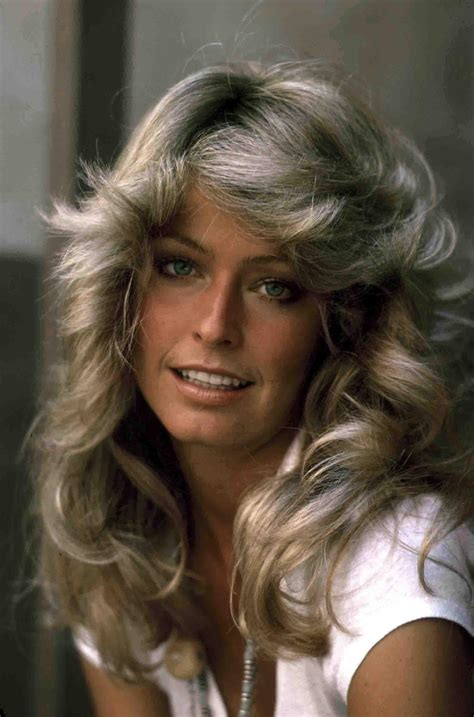 love love the and farrah fawcett on pinterest what color was farah fawcetts hair farrah fawcett hair