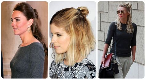 half bun celebrity hairstyles for spring 2015 hairstyles half bun celebrity hairstyles for spring 2015 hairstyles