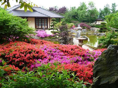Garten Deko Japan by Japanischer Garten In Steinfeld M 252 Hlen