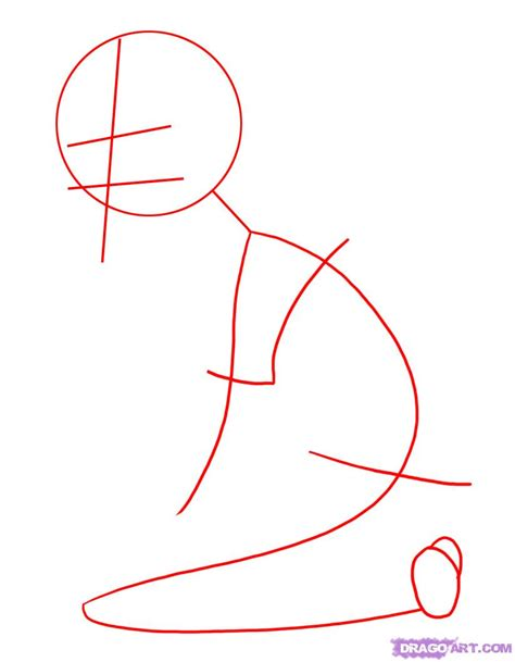 how to draw person how to draw a person step by step figures