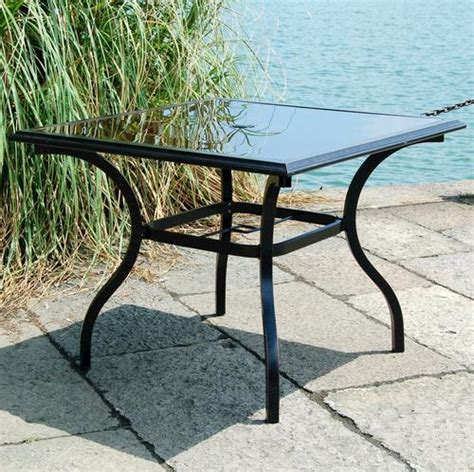 Backyard Creations Manhattan Table Backyard Creations Marsala 42 Dining Table At Menards 174
