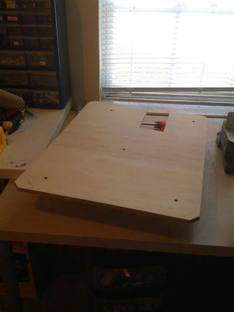 diy sewing table extension woodworking projects plans