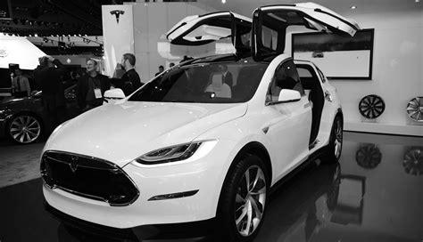 Tesla Model X 2015 Elon Musk Reveals Finer Details Of The Electric 2015 Tesla