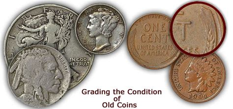 old ls worth money grading old coins how to videos images descriptions