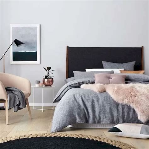 stylish bedroom curtains 40 modern and stylish scandinavian bedroom decor ideas for