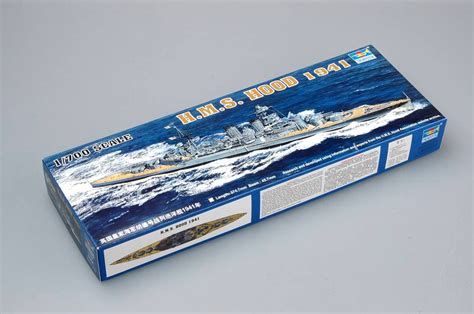 Trumpeter 05740 1 700 Scale Hms Battleship 1941 Plastic Assembly hms 1941 trumpeter 05740