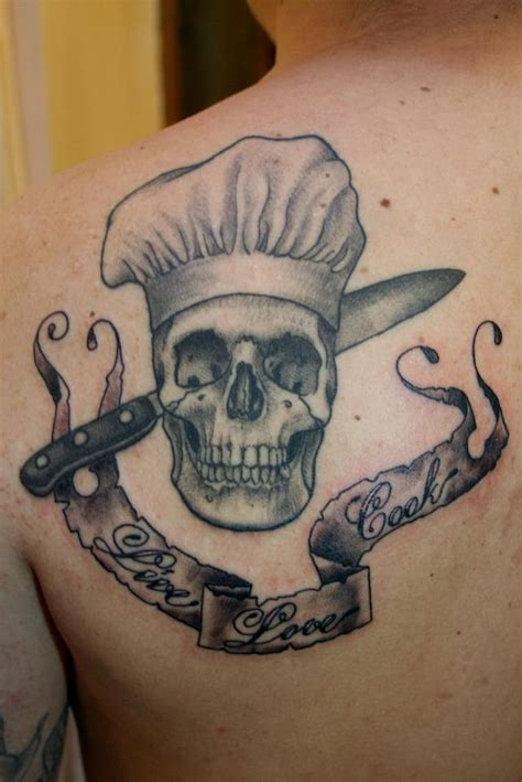 chef skull and banner skull is healed here