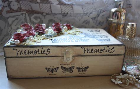 Wedding Keepsake Box Ideas by Carol Fox Welcome 2 My World Wedding Memory Box For