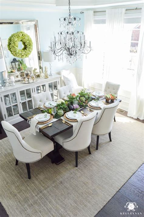out for these dining room trends for 2018