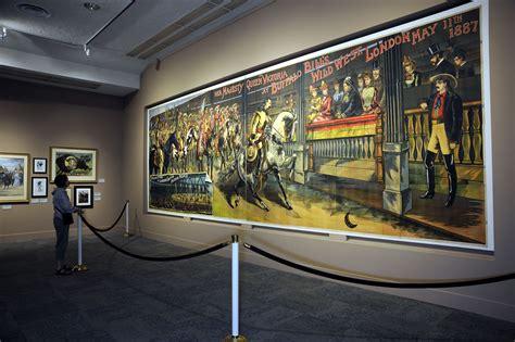 buffalo bill museum  cody wyoming  opens