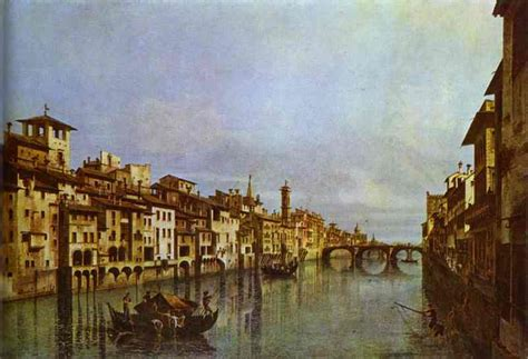 florence the paintings arno in florence bernardo bellotto wikiart org encyclopedia of visual arts