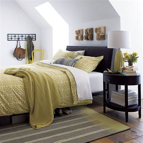crate barrel bedding isaac charcoal bed crate and barrel bedrooms pinterest bed linens crate and