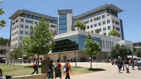 Technion Israel Institute Of Technology Mba Tuition by Israel S Technion Ranked 1 Worldwide In Digital Education