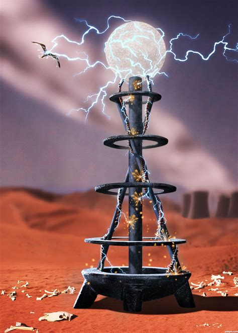 Tesla Coil Images Tesla Coil Picture By Greymval For Kavia Bowl Photoshop