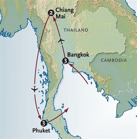 Thailand Tours   Bangkok Chiang Mai Phuket
