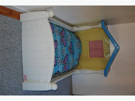 little tikes cottage bed little tikes twin size country cottage bed saanich victoria