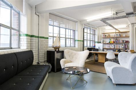 feed communications office  thirdway interiors london