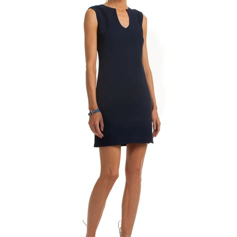 Vesta Dress vesta dress in blue lyst