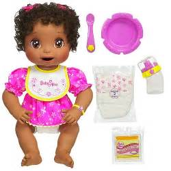 baby alive doll and the role playing games