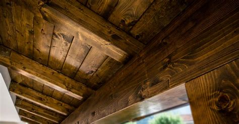 come costruire tettoia in legno tettoia in legno fai da te come e perch 233