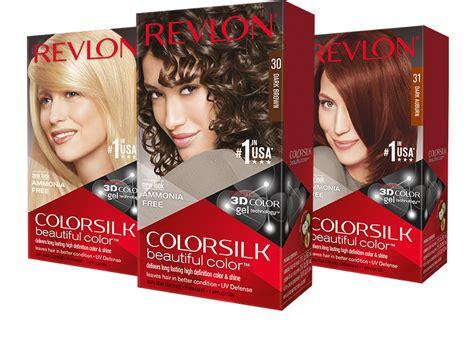 revlon color silk hair color colorsilk