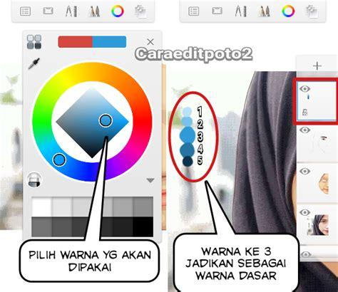 tutorial vector di android tutorial edit foto vector vexel di aplikasi sketchbook android
