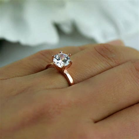 15 ct engagement ring 6 prong solitaire ring made