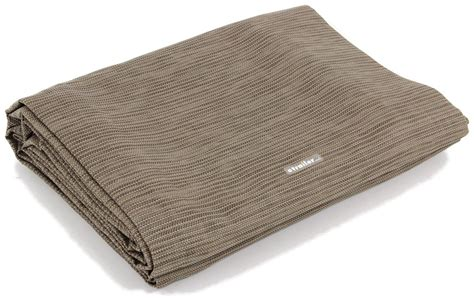 Camco Rv Mat camco premium rv leisure mat w storage bag and stakes 15 x 7 wide brown camco patio