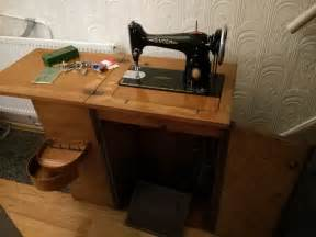 1950 s singer sewing machine vintage singer treadle sewing machine 1950 s 163 110 00
