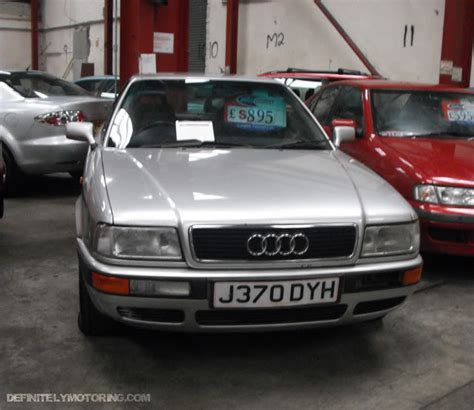 definitely motoring memoirs of the audi 80