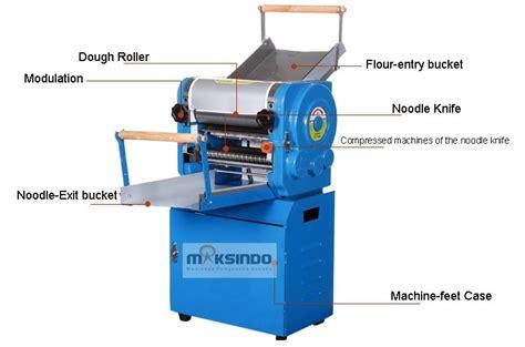 Mesin Bordir Di Surabaya jual mesin cetak mie industrial mks 350 di surabaya toko mesin maksindo surabaya toko